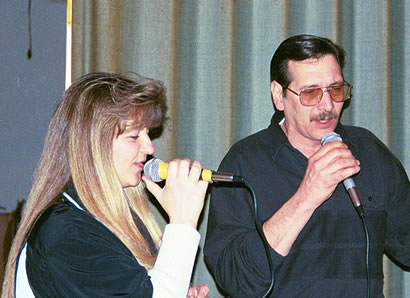 Tina and Jim sing If You See Her/If You See Him by Brooks and Dunn and Reba McEntire